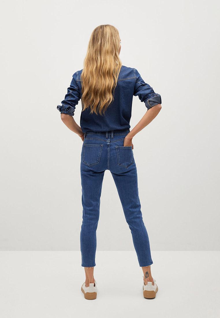 Зауженные джинсы Mango (Манго) 87001025: изображение 3