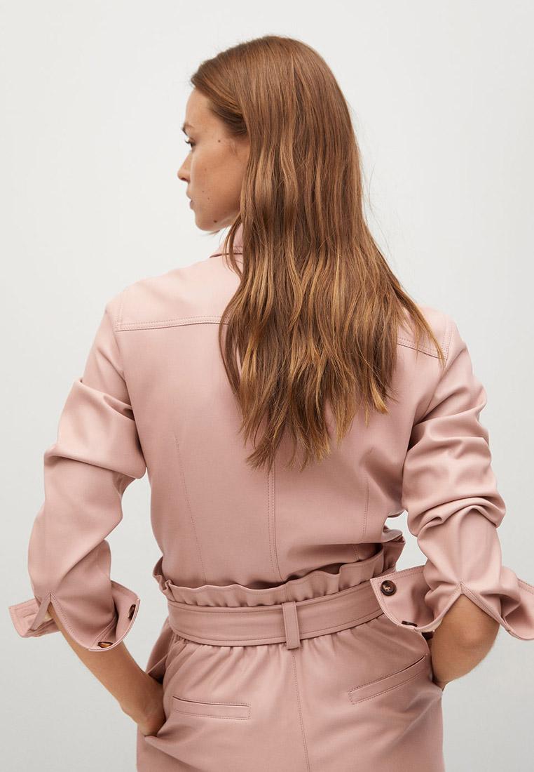 Женские рубашки с длинным рукавом Mango (Манго) 87073257: изображение 3