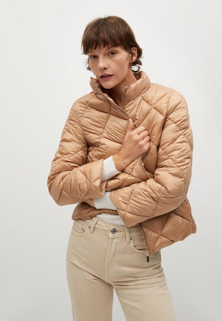 Куртка Mango (Манго) Куртка утепленная Mango