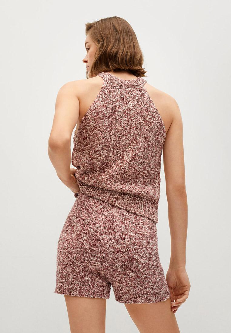 Женские повседневные шорты Mango (Манго) 87055705: изображение 3