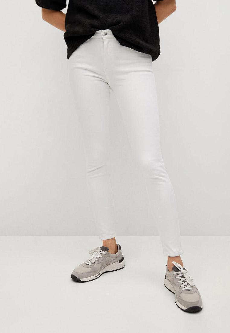 Зауженные джинсы Mango (Манго) 87014755