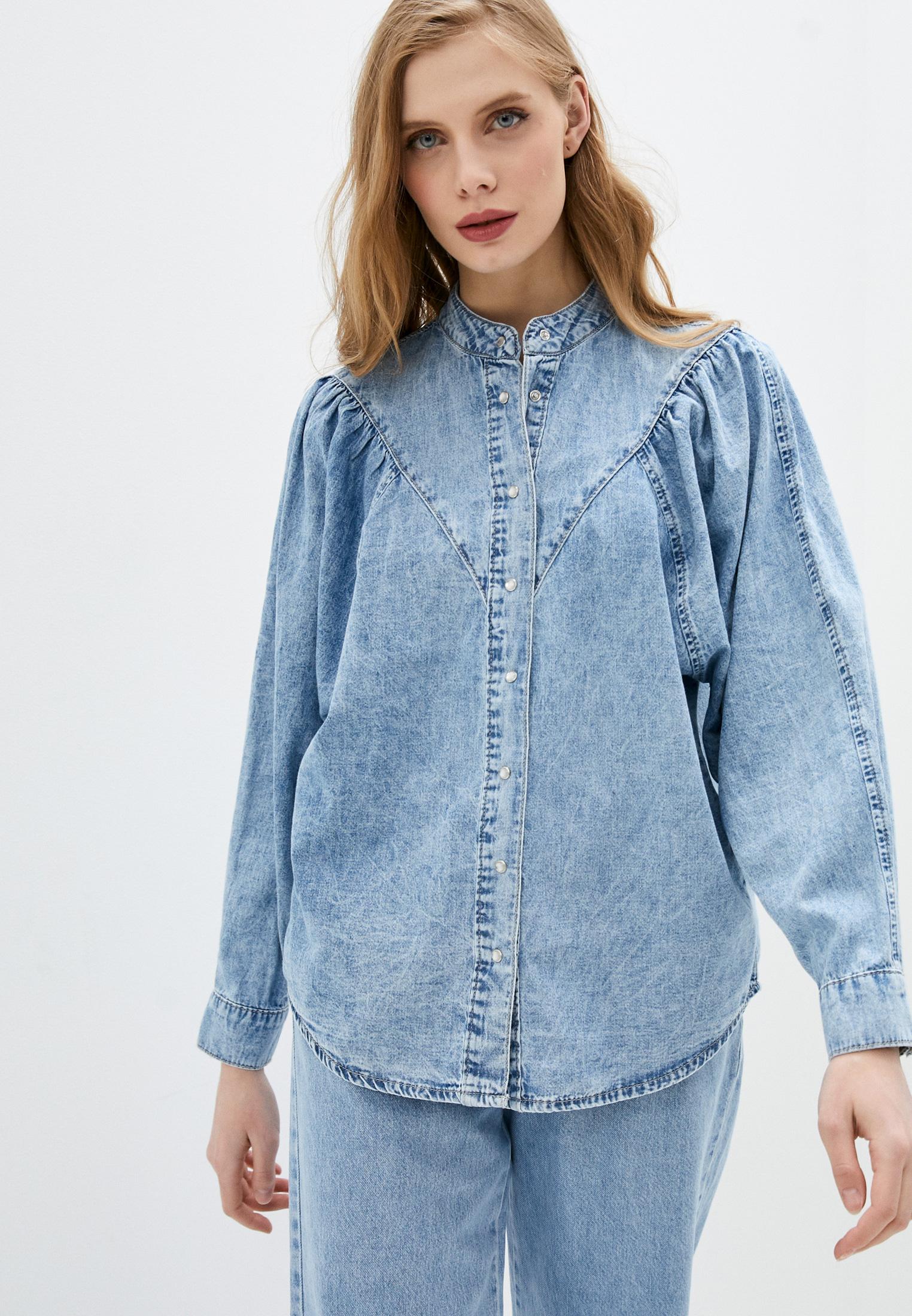 Женские джинсовые рубашки Mango (Манго) 87044770