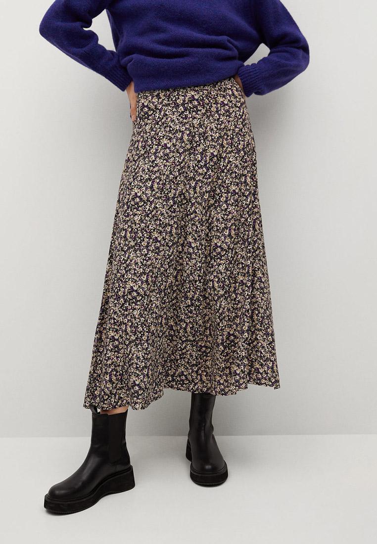 Широкая юбка Mango (Манго) 87044758