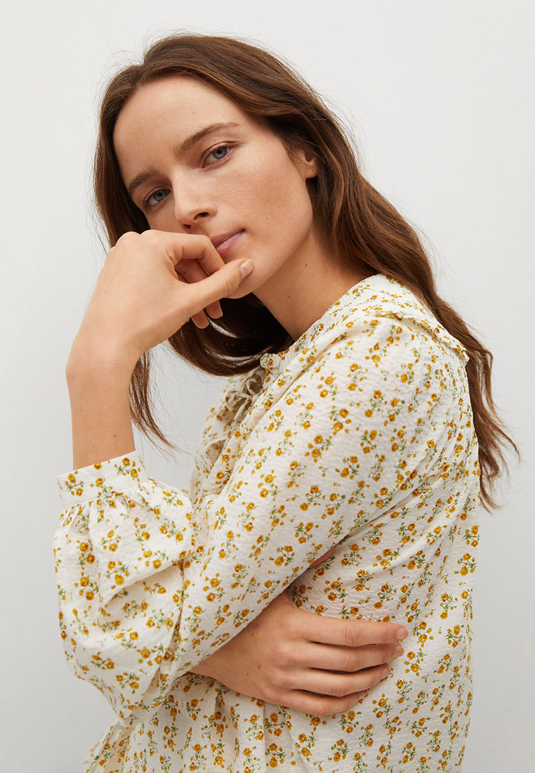 Блуза Mango (Манго) 87035666: изображение 5