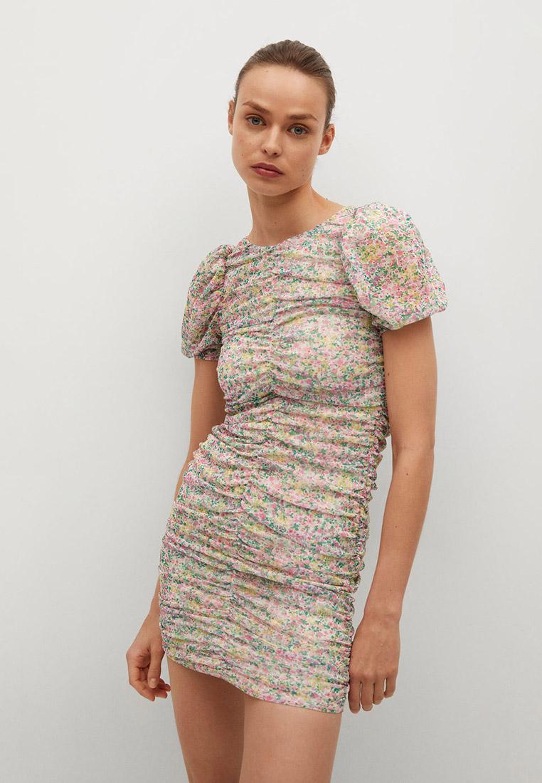 Платье Mango (Манго) 87045719: изображение 1