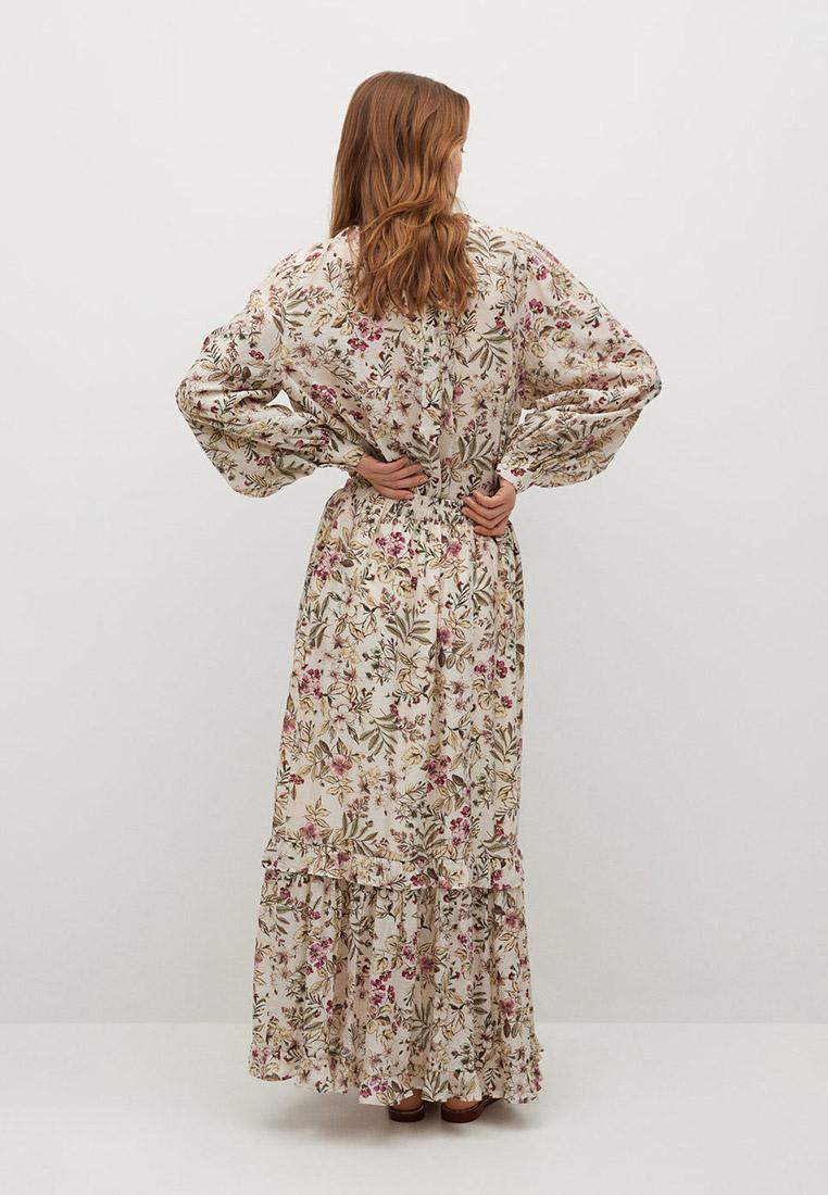 Широкая юбка Mango (Манго) 87045666: изображение 3