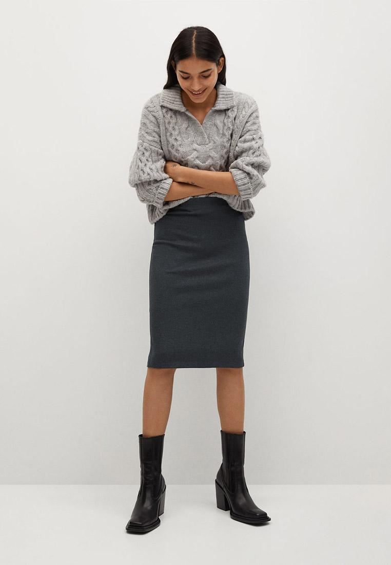 Узкая юбка Mango (Манго) 87044024: изображение 2