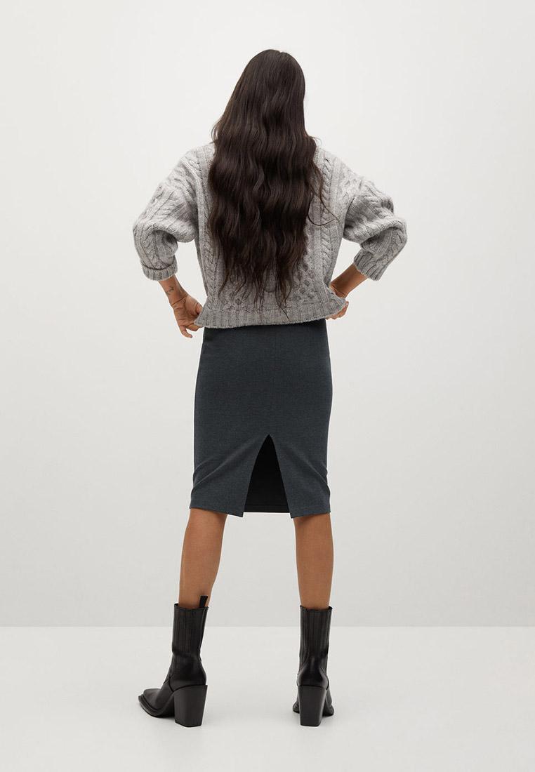 Узкая юбка Mango (Манго) 87044024: изображение 3