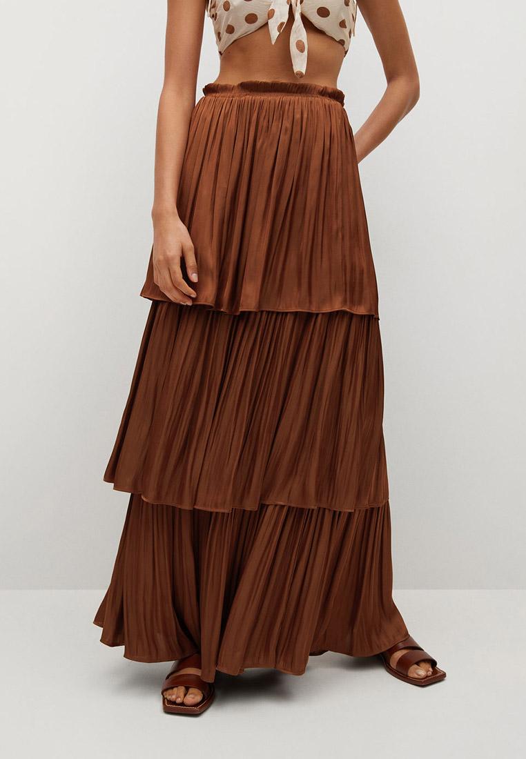 Широкая юбка Mango (Манго) Юбка Mango