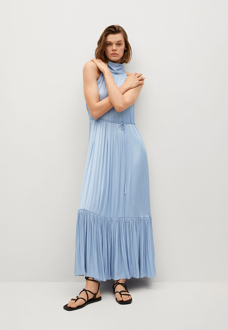 Вечернее / коктейльное платье Mango (Манго) 87025686: изображение 1