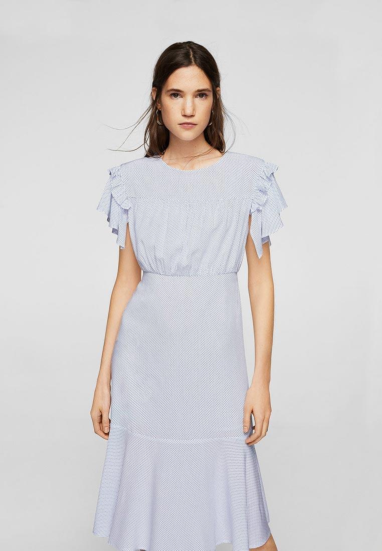 Платье Mango (Манго) 23040684: изображение 4