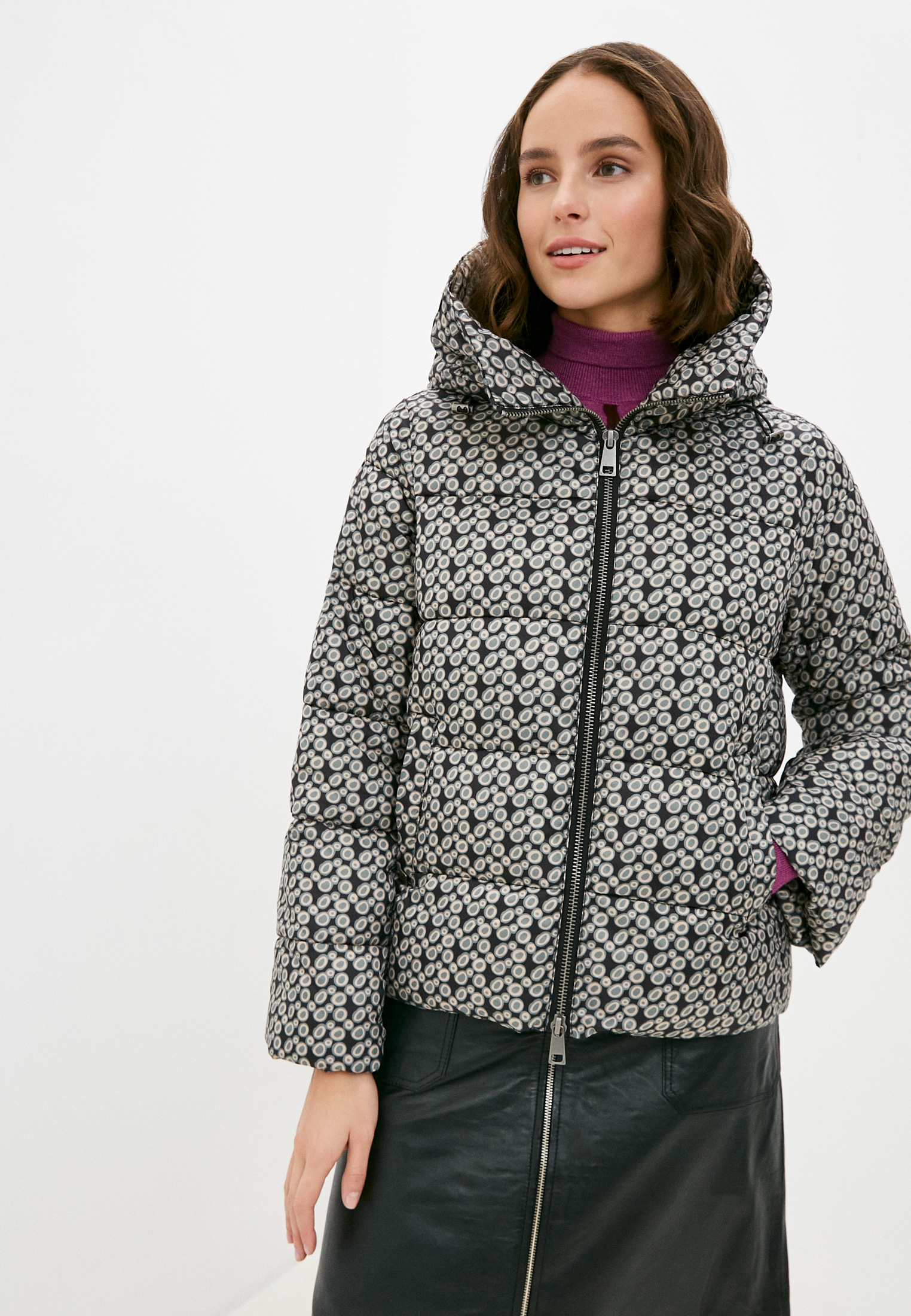 Утепленная куртка Manila Grace W0JK027PP