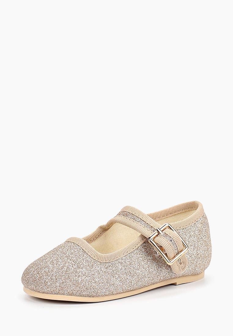 Туфли для девочек Mango Kids (Манго Кидс) 33060774