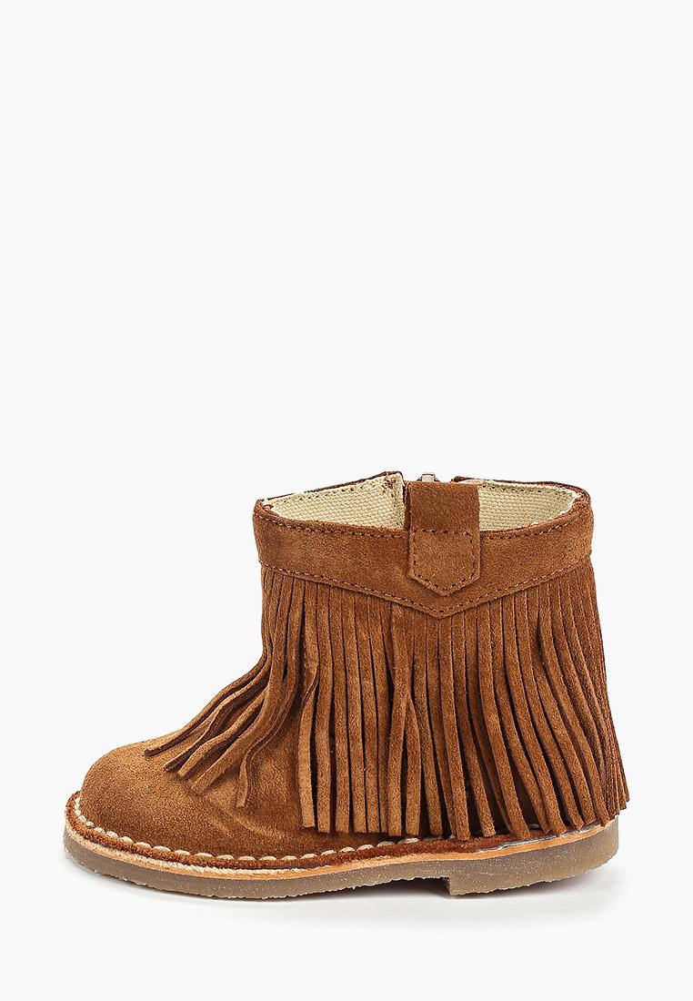 Ботинки для девочек Mango Kids (Манго Кидс) 53053780