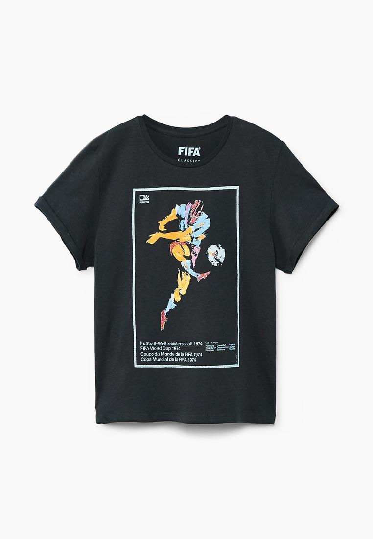 Футболка с коротким рукавом Mango Kids (Манго Кидс) 33010852