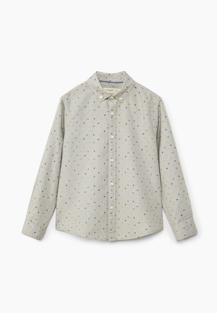 Рубашка Mango Kids (Манго Кидс) 33970625