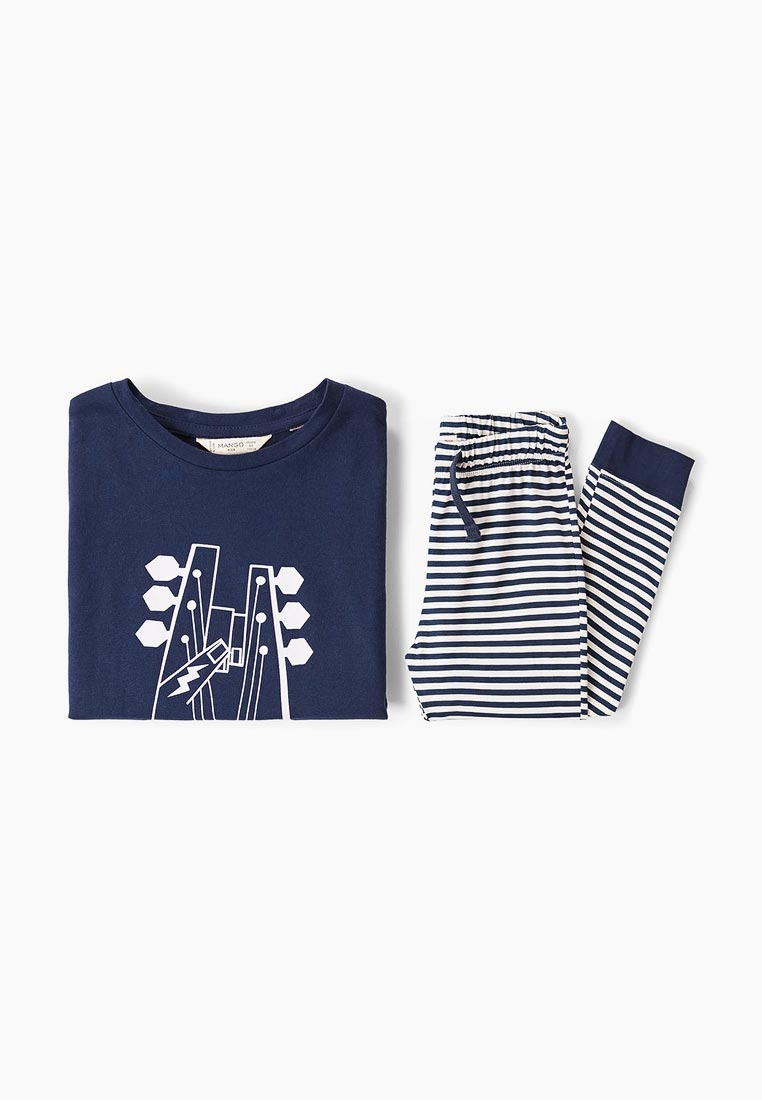 Пижамы для мальчиков Mango Kids (Манго Кидс) 33023023