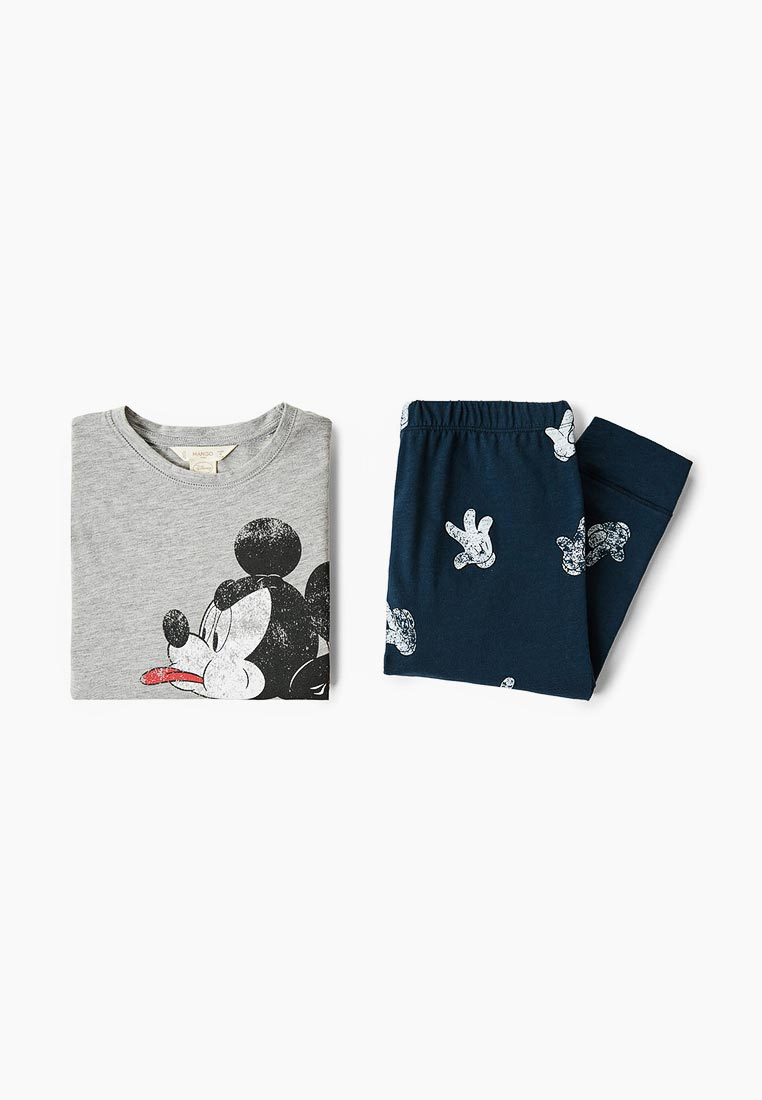 Пижамы для мальчиков Mango Kids (Манго Кидс) 33043030