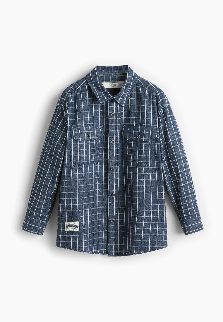 Рубашка Mango Kids (Манго Кидс) 33063033
