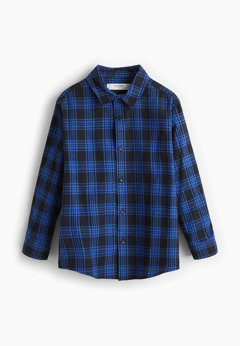 Рубашка Mango Kids (Манго Кидс) 33013034