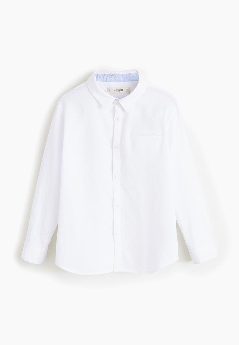 Рубашка Mango Kids (Манго Кидс) 43020488