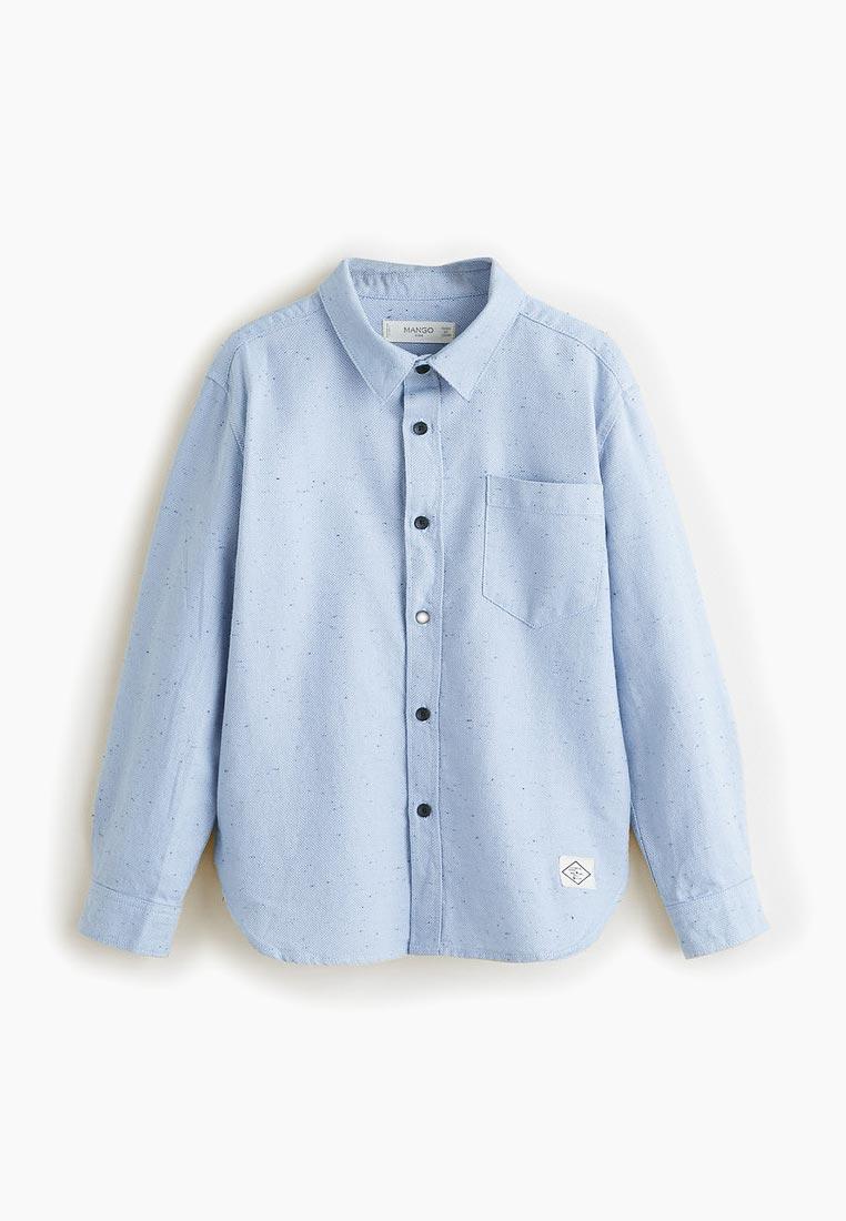 Рубашка Mango Kids (Манго Кидс) 43020486