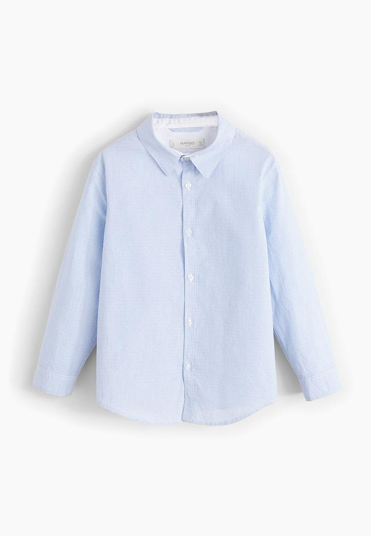 Рубашка Mango Kids (Манго Кидс) 43020487