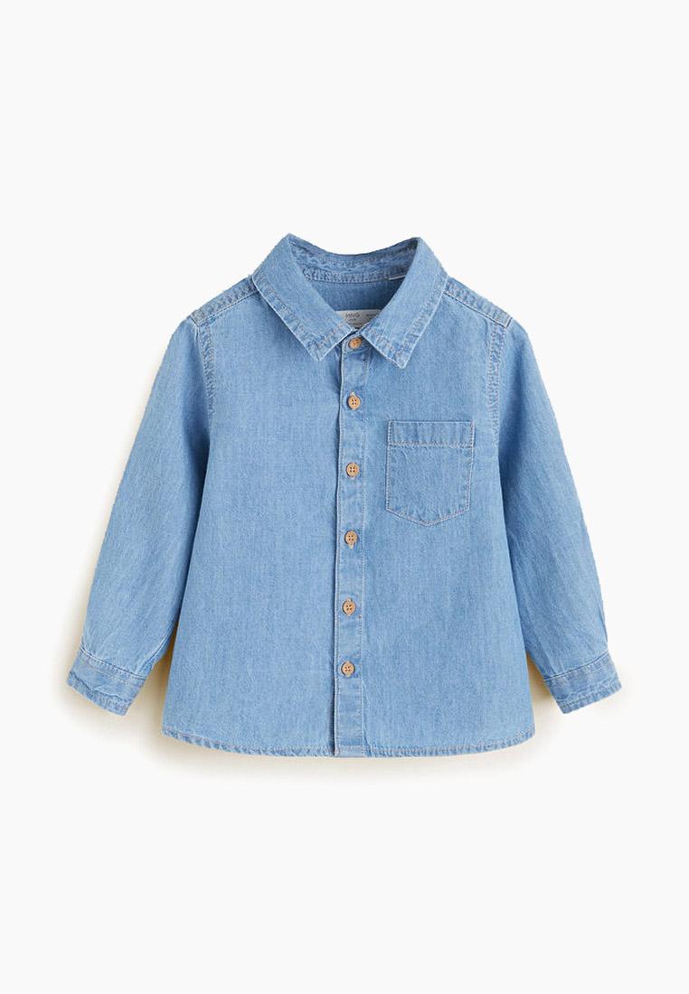 Рубашка Mango Kids (Манго Кидс) 53060886