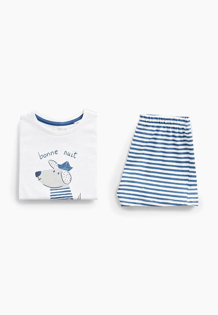 Пижамы для мальчиков Mango Kids (Манго Кидс) 53070982