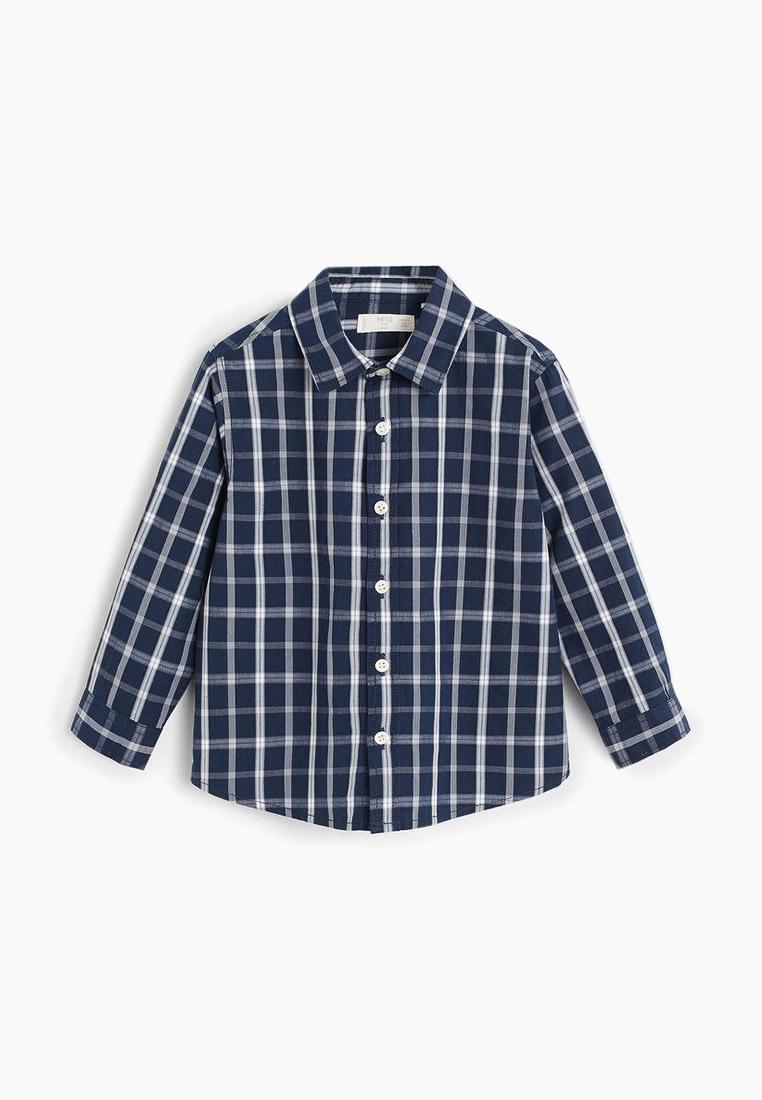 Рубашка Mango Kids (Манго Кидс) 53083747