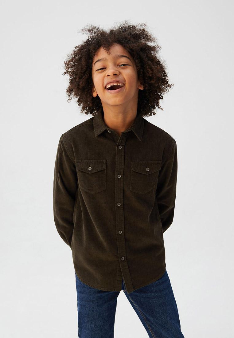 Рубашка Mango Kids (Манго Кидс) 53075742
