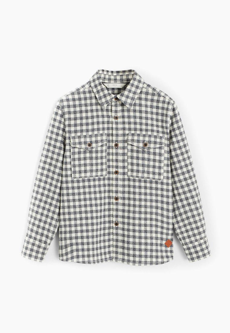 Рубашка Mango Kids (Манго Кидс) 53045743