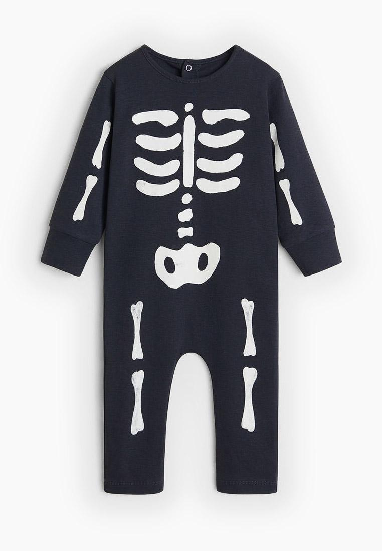 Пижамы для мальчиков Mango Kids (Манго Кидс) 57077695