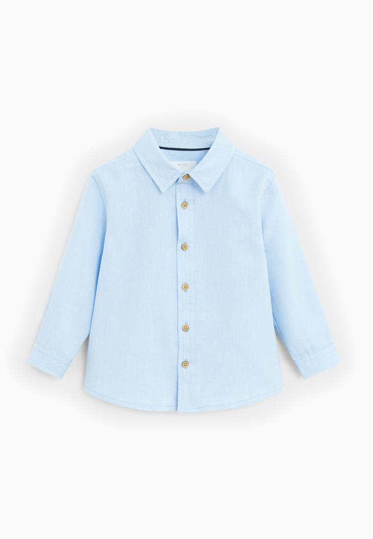 Рубашка Mango Kids (Манго Кидс) 67010608