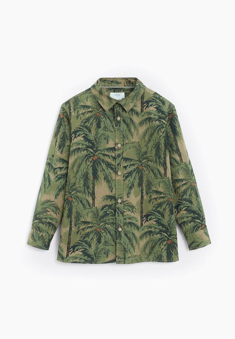 Рубашка Mango Kids (Манго Кидс) 67094004