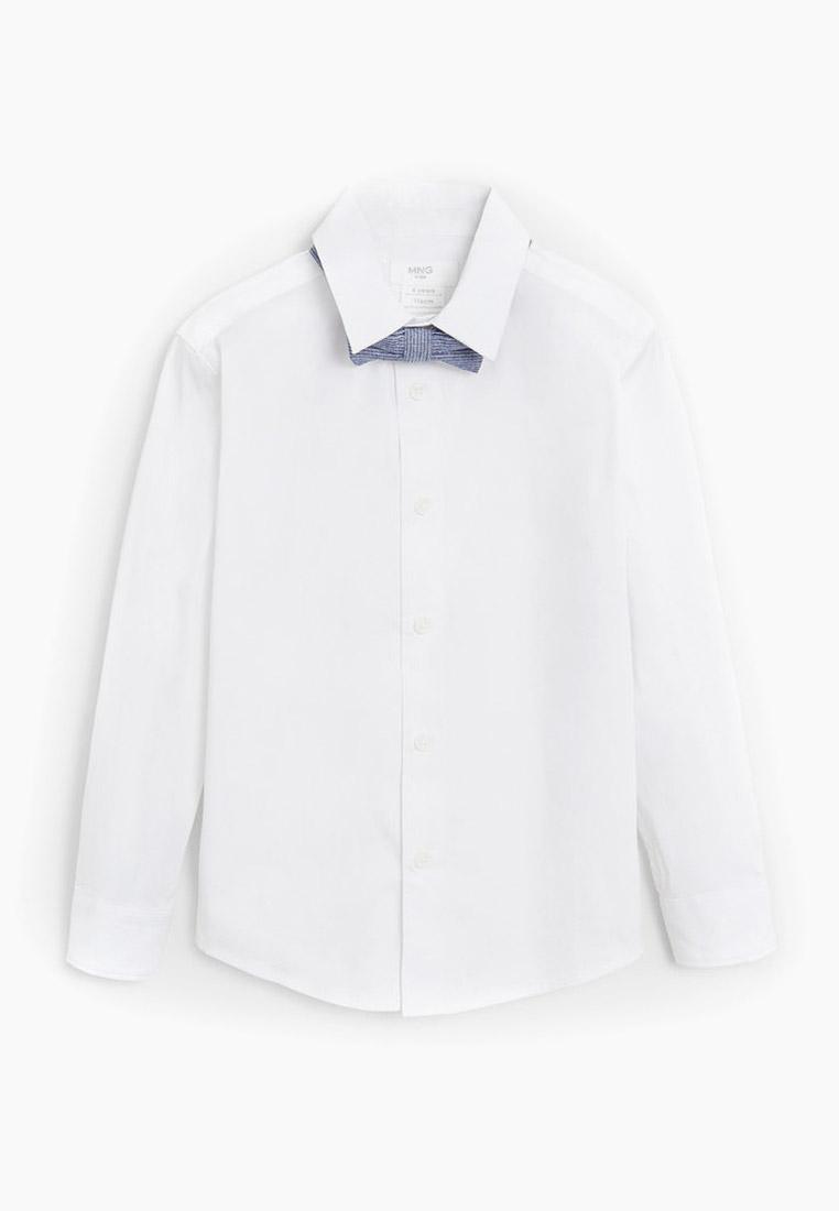 Рубашка Mango Kids (Манго Кидс) 67055698