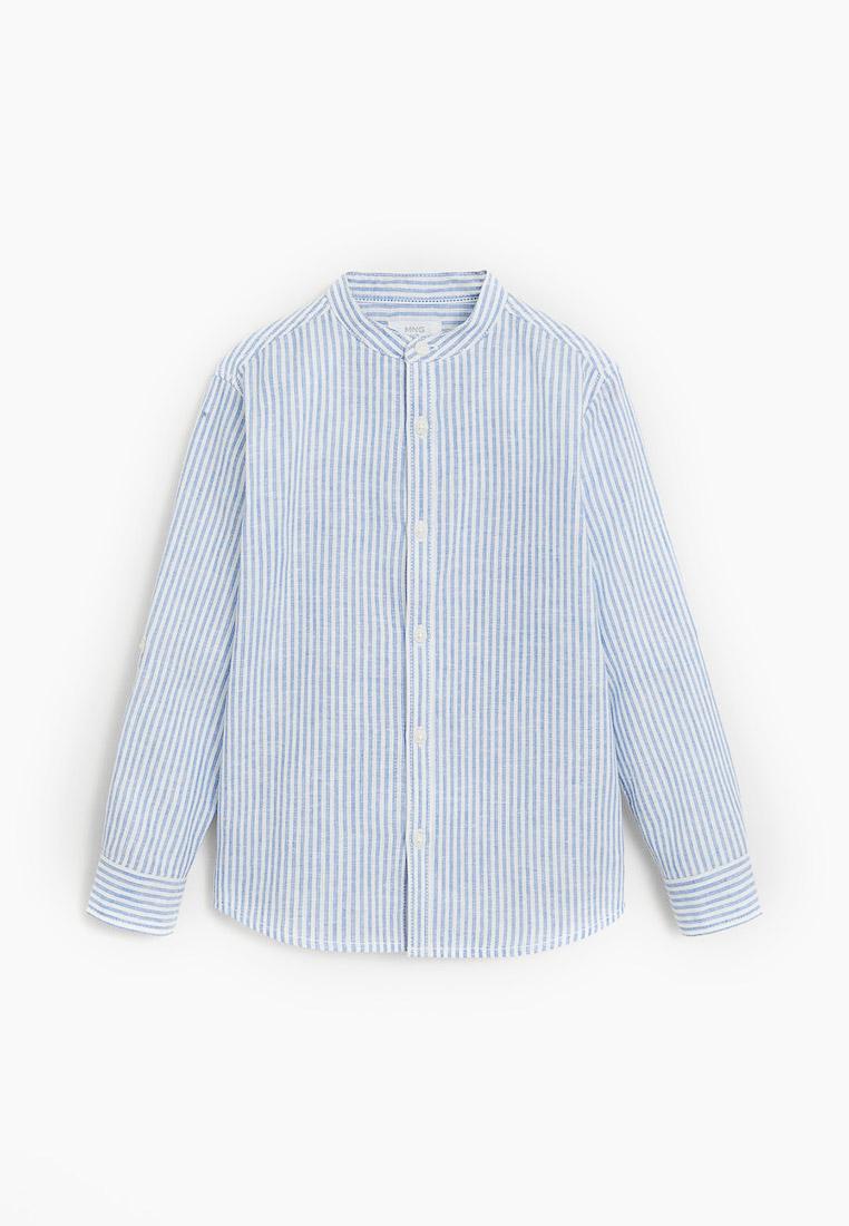 Рубашка Mango Kids (Манго Кидс) 67035706