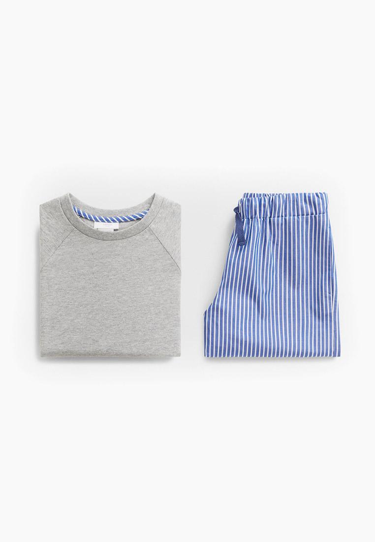 Пижамы для мальчиков Mango Kids (Манго Кидс) 67078258