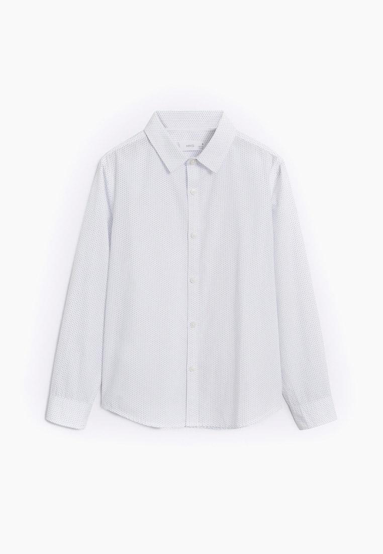 Рубашка Mango Kids (Манго Кидс) 77994388