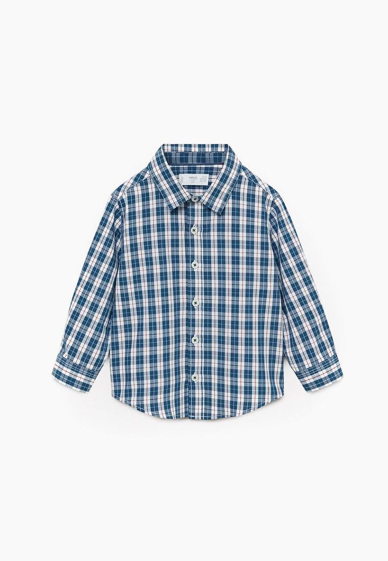 Рубашка Mango Kids (Манго Кидс) 77072909