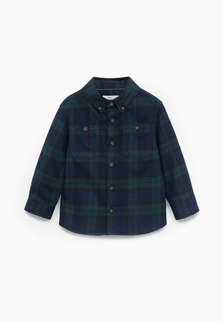 Рубашка Mango Kids (Манго Кидс) 77035139