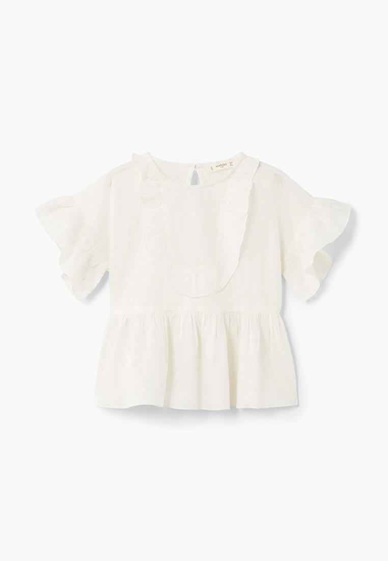 Рубашка Mango Kids (Манго Кидс) 23045644