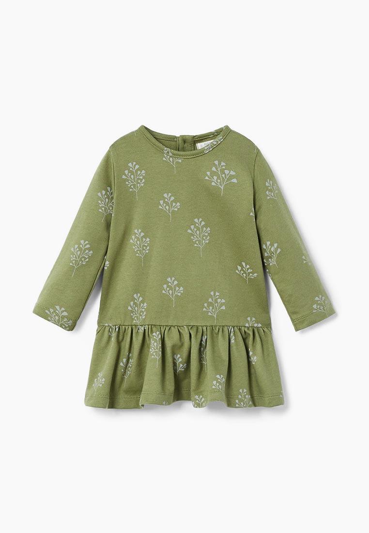 Повседневное платье Mango Kids (Манго Кидс) 33080822