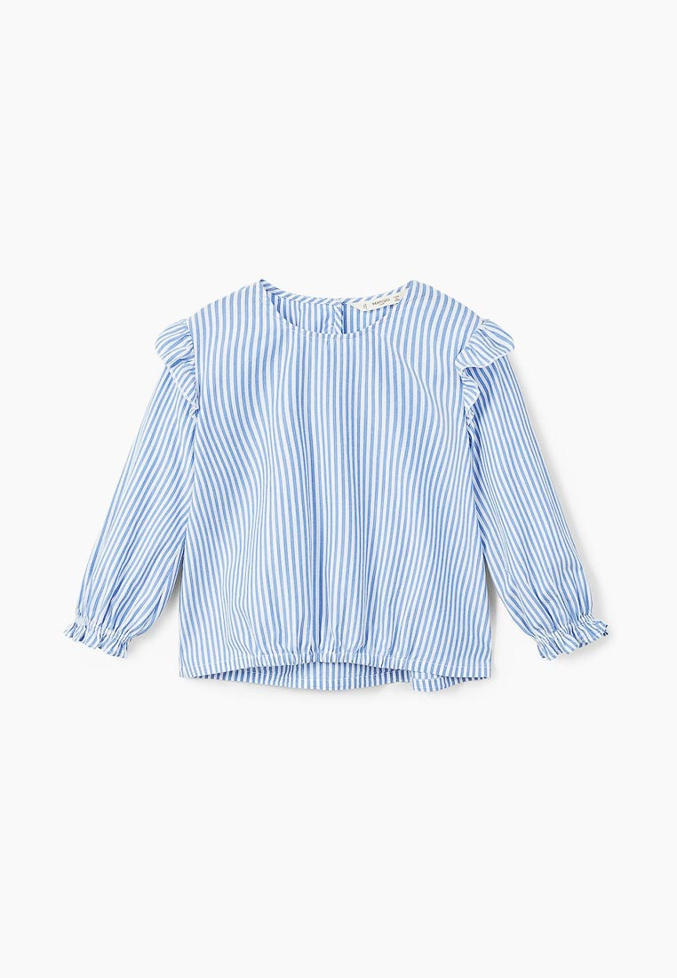 Рубашка Mango Kids (Манго Кидс) 33063728