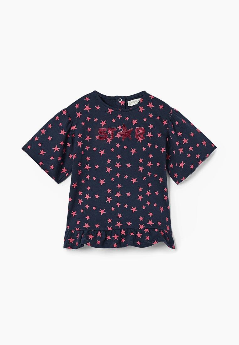 Повседневное платье Mango Kids (Манго Кидс) 33050821