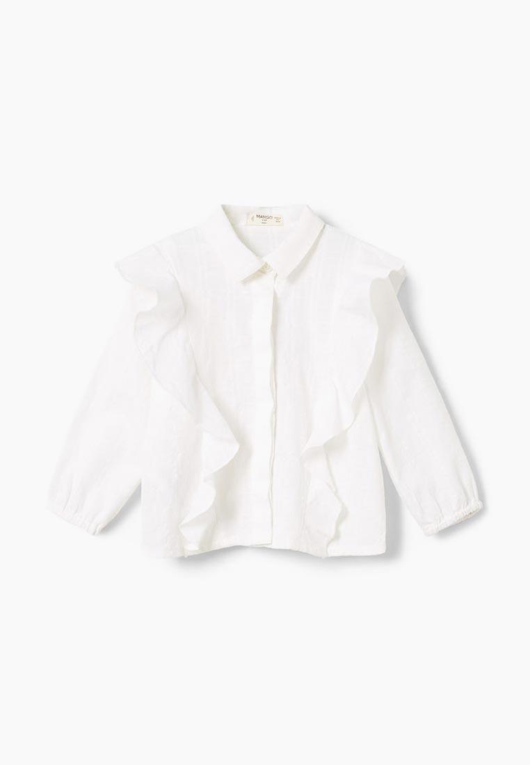 Рубашка Mango Kids (Манго Кидс) 33050938