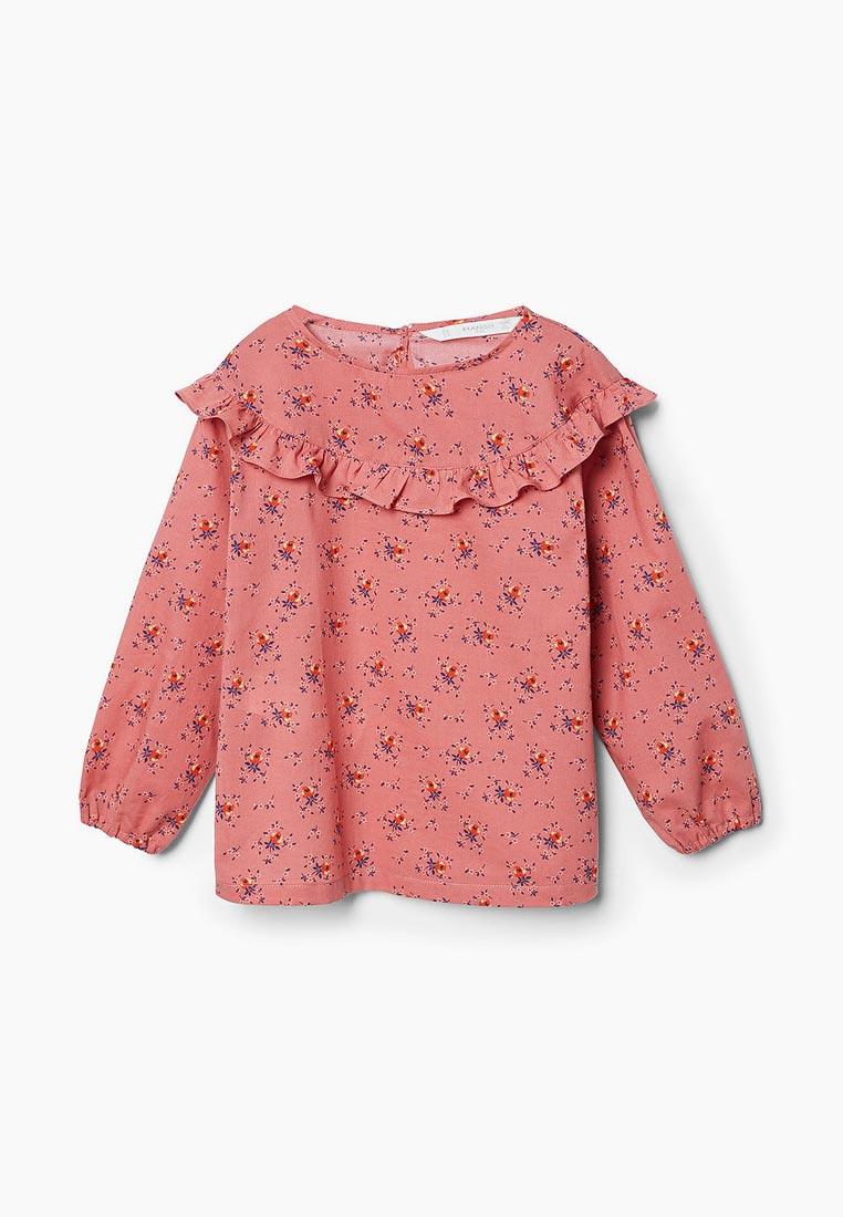 Рубашка Mango Kids (Манго Кидс) 33071102