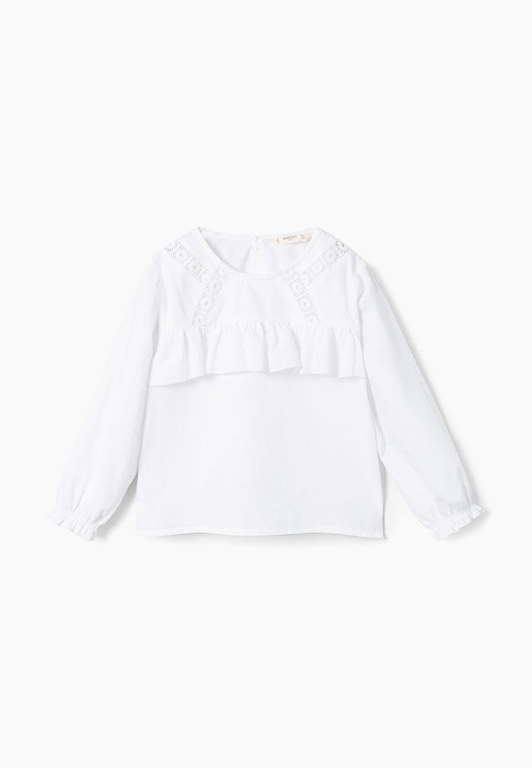 Рубашка Mango Kids (Манго Кидс) 33083714