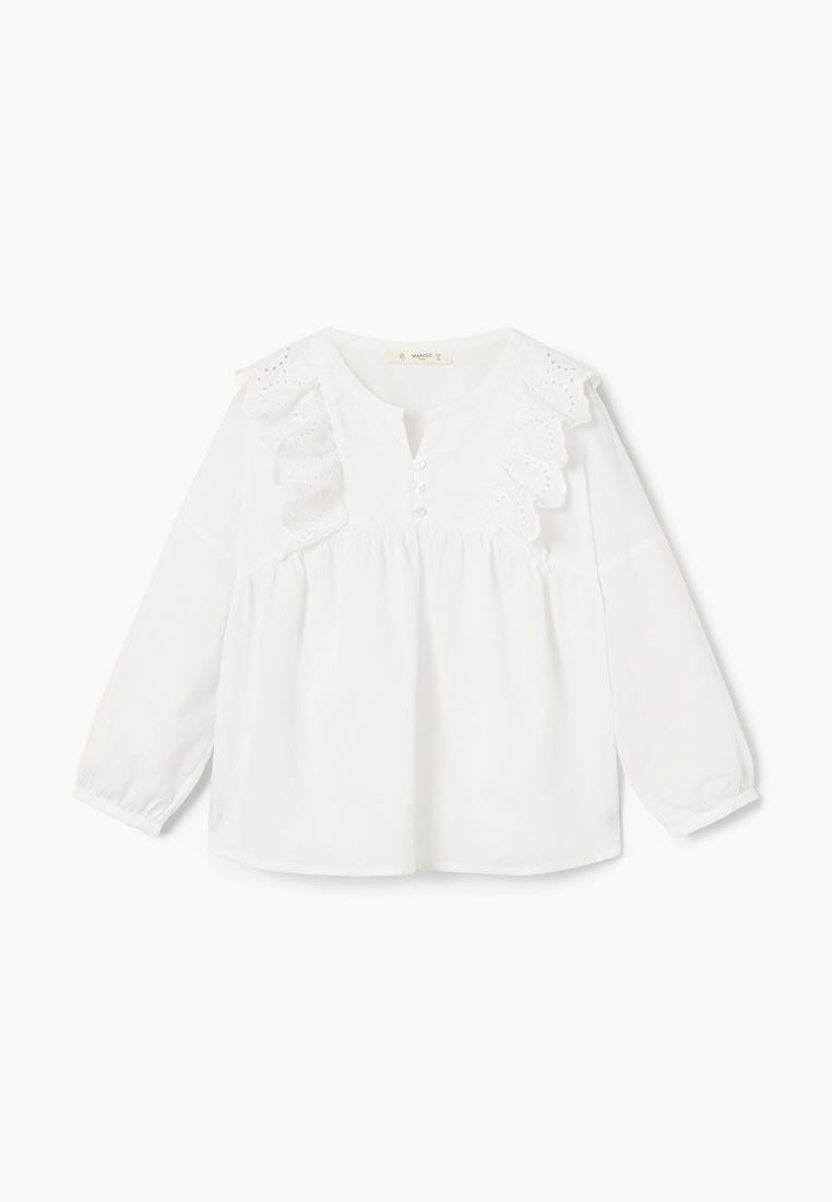 Рубашка Mango Kids (Манго Кидс) 33043722
