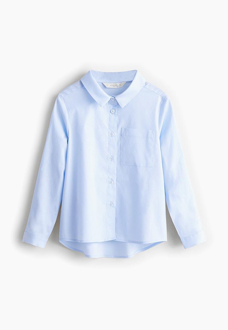 Рубашка Mango Kids (Манго Кидс) 33040655